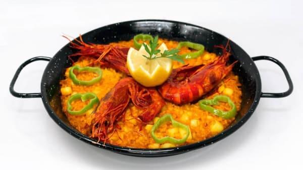 Sugerencia del chef - Paella nº 1, Madrid