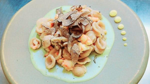 Suggerimento dello chef - Pesce Amore Fantasia, Belvedere