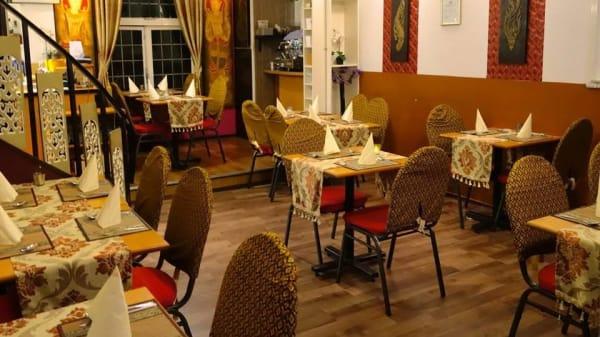 Interieur - Nakorn Thai Restaurant, Dordrecht