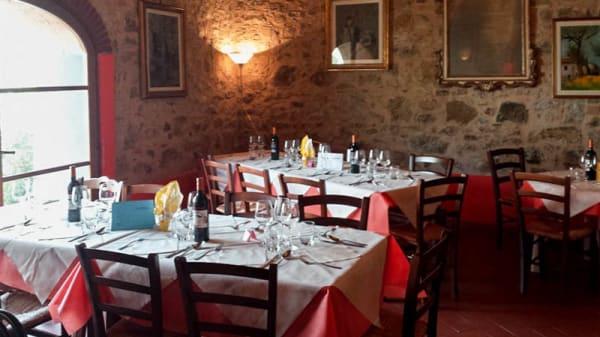 Vista sala - Agriturismo Casa Belvedere, Carmignano