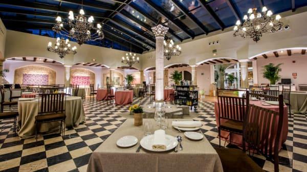 Vista sala - Que Si Quieres Arroz Catalina, Madrid