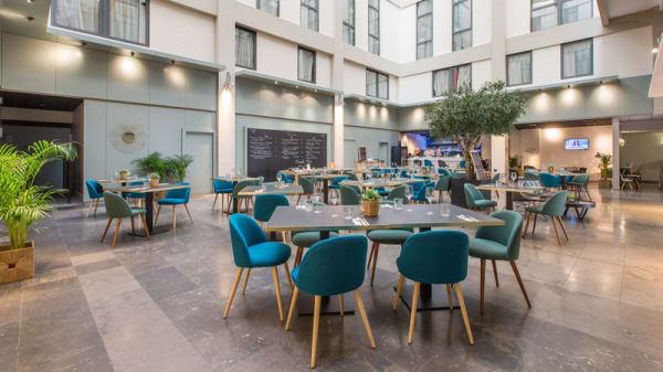 Salle du restaurant - Bistrot City Lyon Part Dieu, Lyon
