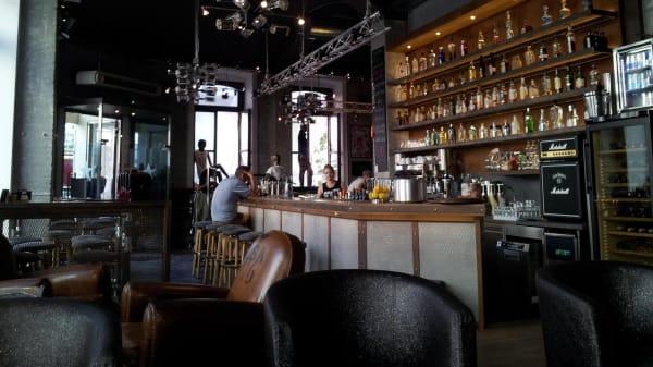 Innenansicht - Addicted to Rock Bar & Burger, Wien