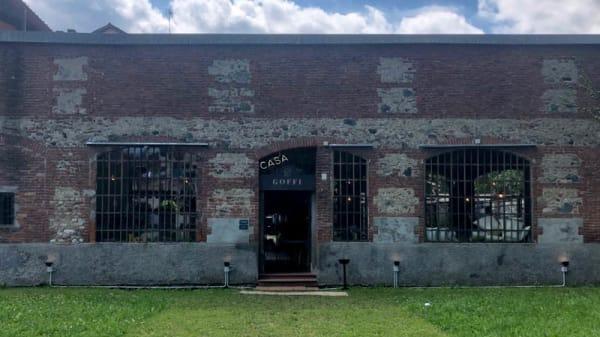 Entrata - CasaGoffi, Turin