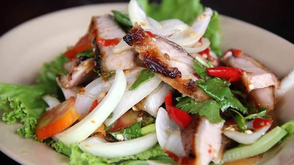 Sugestão do chef - Es-Sência Sabores da Ásia, Ubatuba