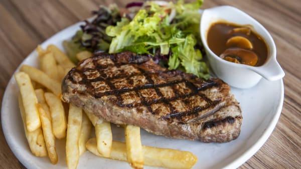 steak - The Glasshouse Caulfield, Caulfield East (VIC)