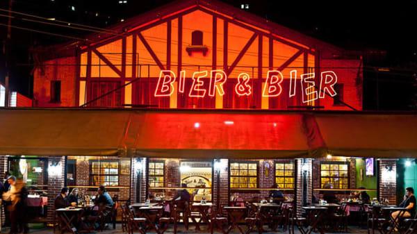 fachada do restaurante - Bier & Bier Choperia, São Paulo