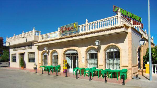 El Canario 10 - El Canario, Chiva