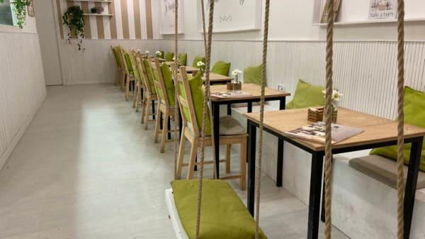Vista sala - NonnAngè Bakery & Coffee - Palermo S.Agostino, Palermo