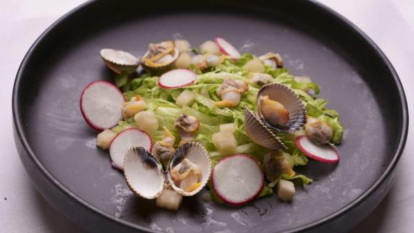 Suggestion du Chef - La Table des Gourmets, Paris