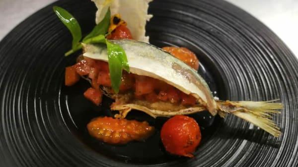 Sugerencia del chef - Cocina Creativa I+D, Arona