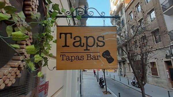 Taps Tapas Bar, Barcelona