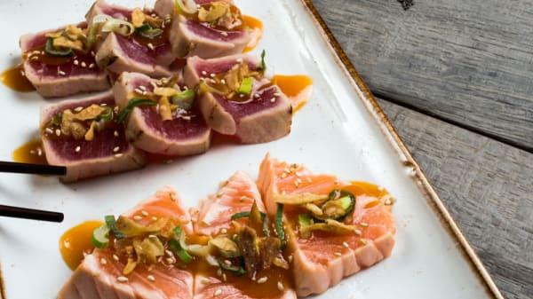 Suggestion de plat - Côté Sushi Marseille Barnabe, Marseille