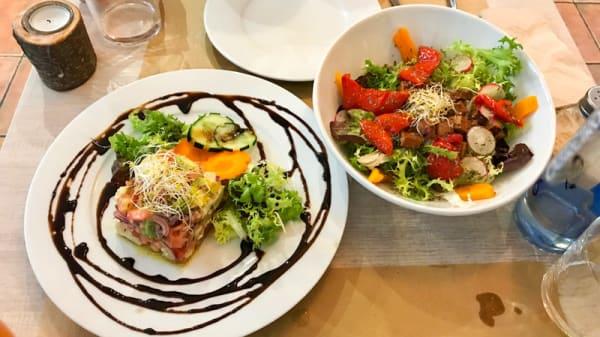 Sugerencia del chef - Siloé cuina vegana, Cornella De Llobregat
