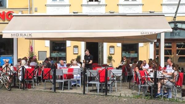 Terras - Restaurang Mosaik, Malmö