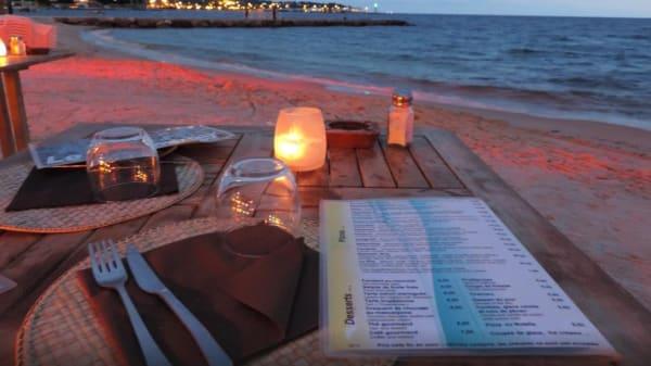 Restaurant - Le Colombier, Juan-les-Pins