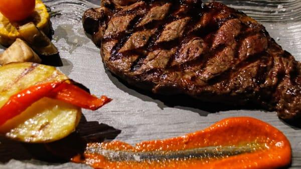 Plato - Restaurante El Castillo Moraira, Moraira