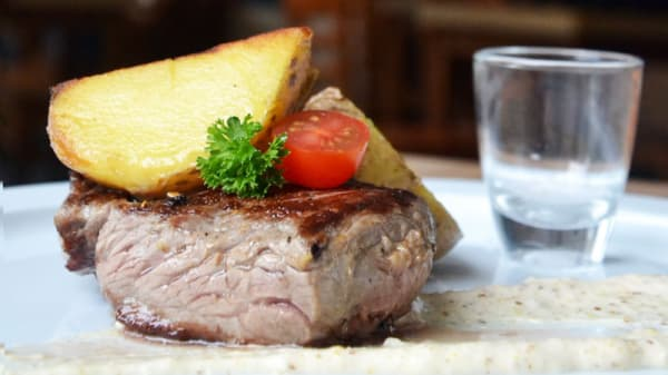 Suggestion de plat - Aragon Tapas y Vinos, Brussels