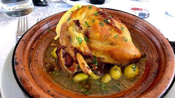 Suggerimento dello chef - Ristorante Marina Casablanca, Turin
