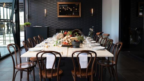 Restaurant - Montage Piazza, Lilyfield (NSW)