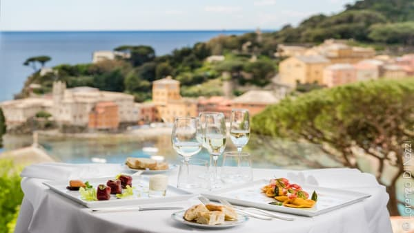 Our amazing view - Ristorante Olimpo & Sky Bar Zeus, Sestri Levante