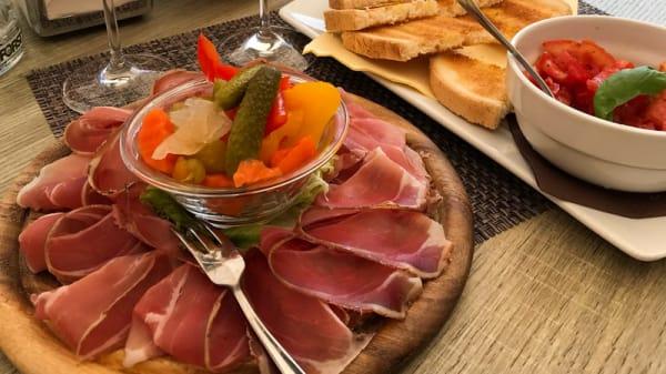Piatto - No Name Pub, Riva Del Garda