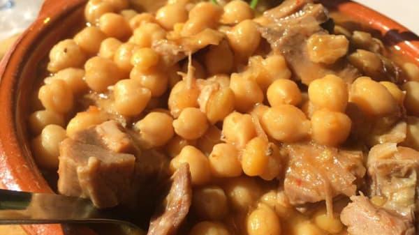 Sugerencia de plato - Asador Casa Cedeira, Sevilla La Nueva