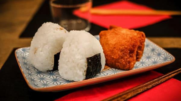 menu - EN Cucina Casalinga giapponese, Firenze