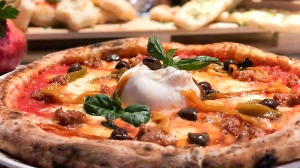 Pizza - Wonder, Vigevano
