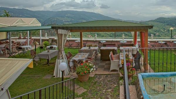 Esterno - Il Giardino, Montecatini Alto