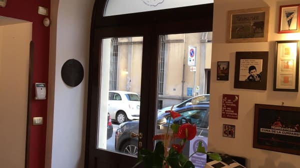 La Cumparsita Ristorante Uruguaiano, Turin