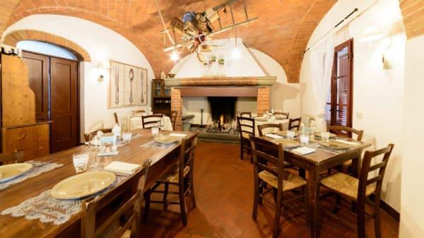 Vista sala - La Locanda | Food & Restaurant, Bettolle