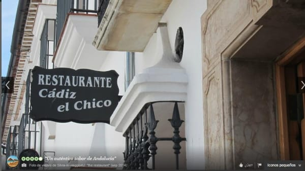 Cádiz El Chico - Cádiz El Chico, Grazalema