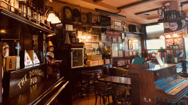 Interno - The Donegal Pub, Gallarate
