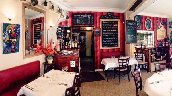 Le Restaurant - L'Embroche, Caen