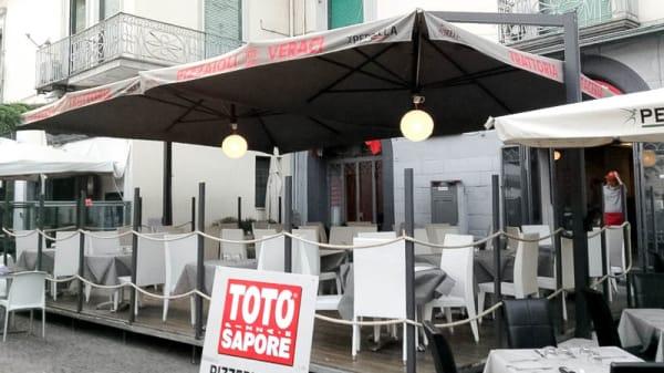 entrata - Totò Sapore Salerno, Salerno