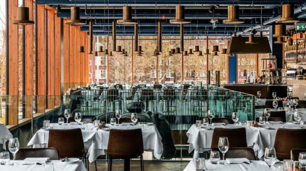 Restaurant - THE ROAST ROOM - Rotisserie Amsterdam, Ámsterdam