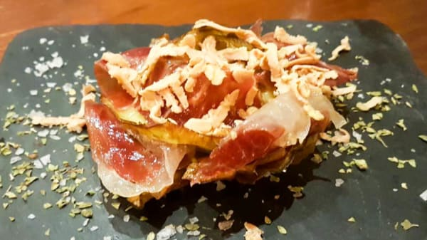 Sugerencia del chef - Taberna Chapeau San Juan, Alicante