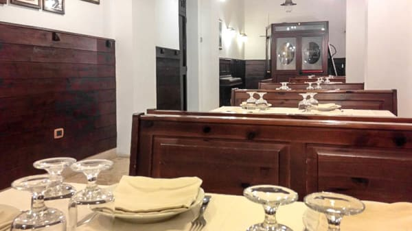 sala - Gesù Cristo, Taranto