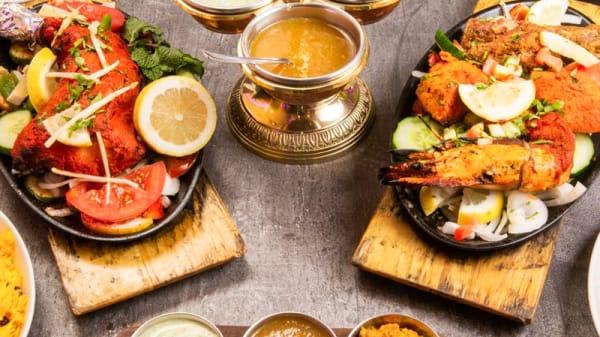 Suggestion du Chef - Bollywood, Gaillard