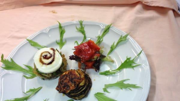 suggestion du chef - Giardino Romano, Genève