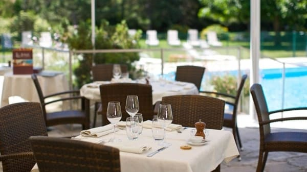 Terrasse - La Syrah, Valence