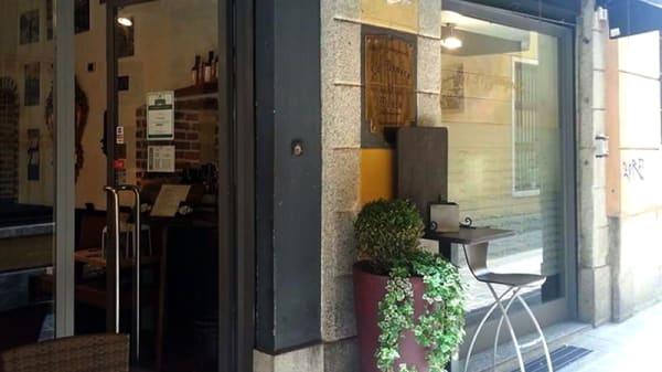 Entrata - Il Pizzicagnolo, Monza