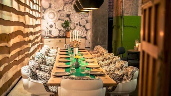 Restaurant - The Folly, London
