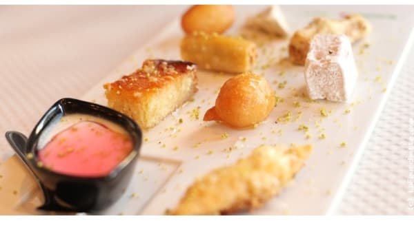 Suggestion de dessert - Baladna, Paris
