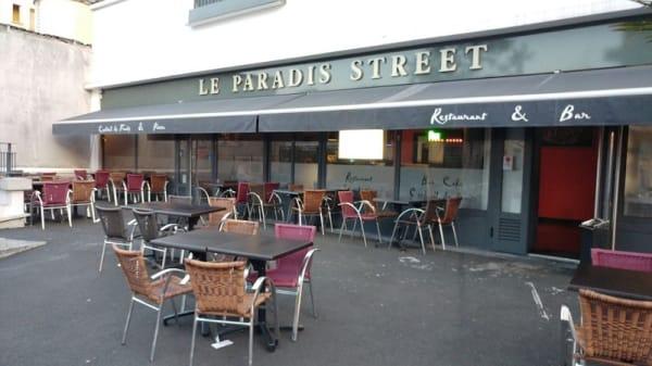 Extérieur - Le Paradis Street, Noisy-le-Grand