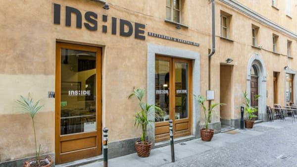 Entrata - Inside Restaurant & Cocktail Bar, Torino