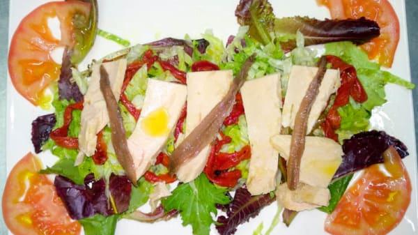 Sugerencia del chef - Restaurante Jukoti, Castro Urdiales