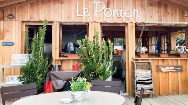 terrasse - Le Ponton Village à l'Herbe, Lège-Cap-Ferret