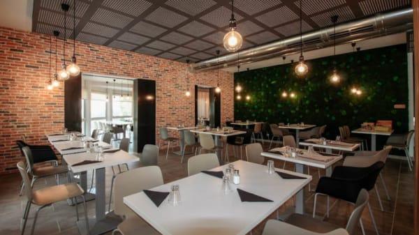 Vue de la salle - Le Restaurant, Cahors